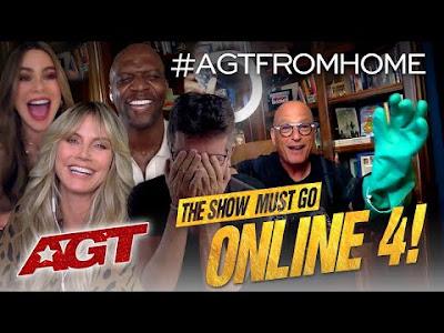 Watch America's Got Talent 2020 - The Show Must Go Online -