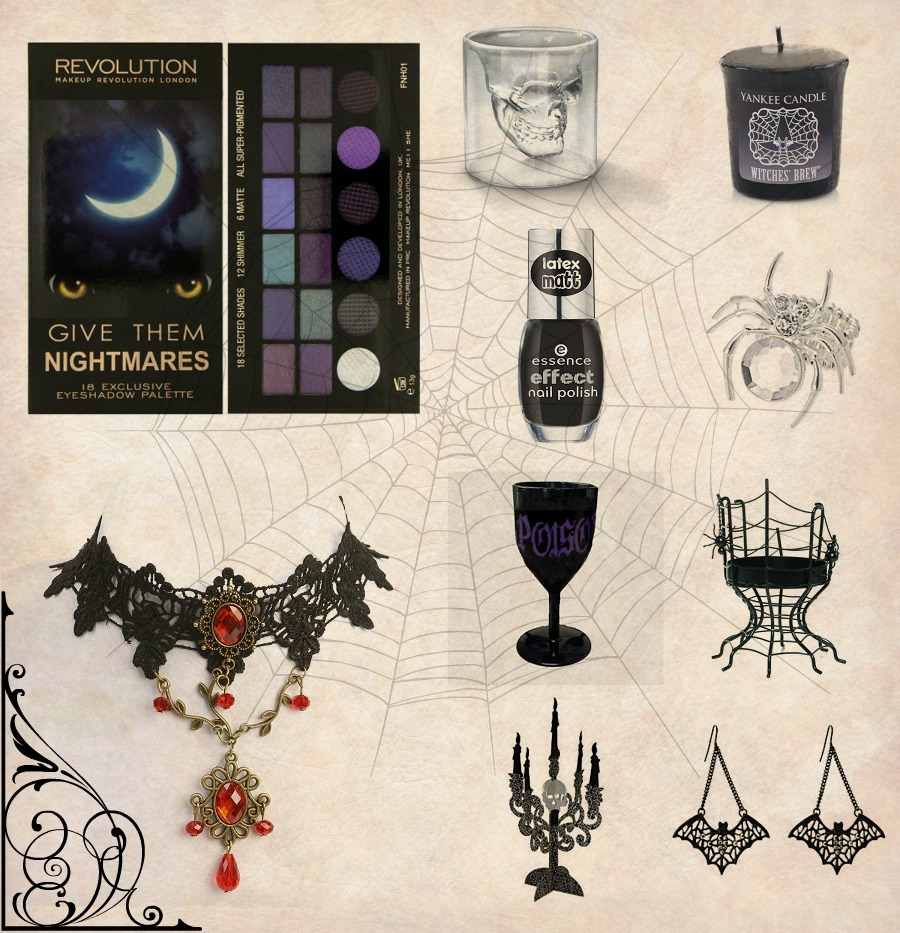 Halloween Accessories, Wilko, George at Asda, Halloween, Ebay, Witches Brew, Yankee Candle