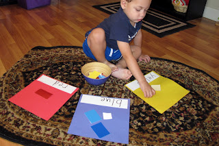 Peaceful Parenting The Importance Of Sorting Activities