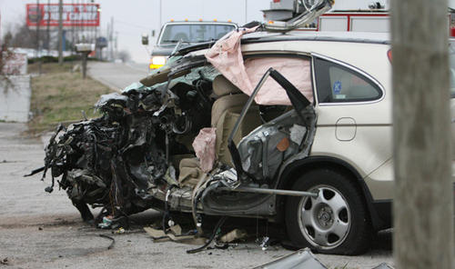 Vehicle Accident News Stories & Articles: Man suffers