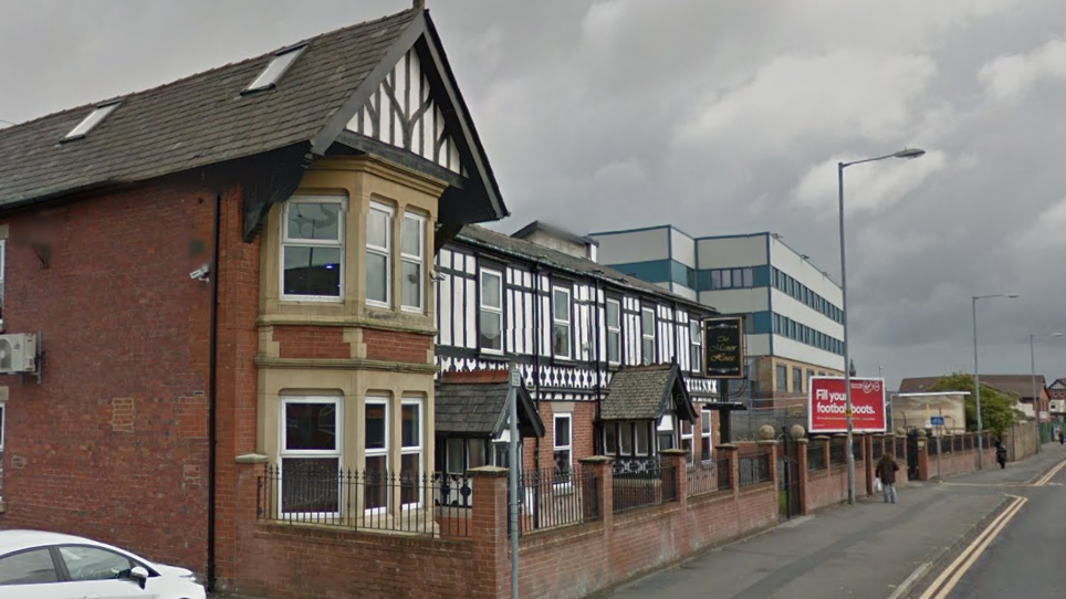 Lost Pubs Of Bolton Stags Head 200 St Helens Road Bolton