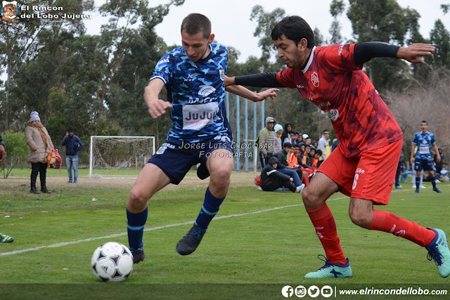 Fotos | 1ra Local | Fecha 18: Gimnasia 2-0 Gorriti | Liga Jujeña