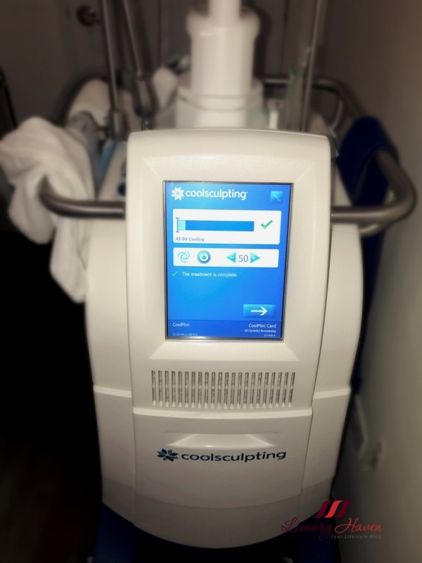 eha clinic zeltiq coolsculpting coolmini review
