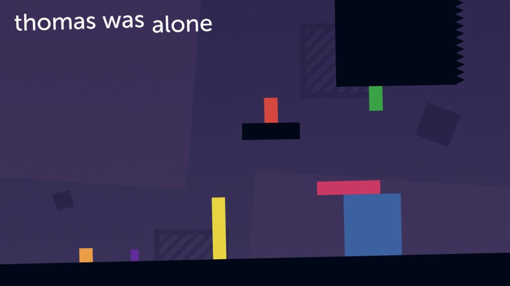 Game Thomas Was Alone Petualangan Android Terbaik