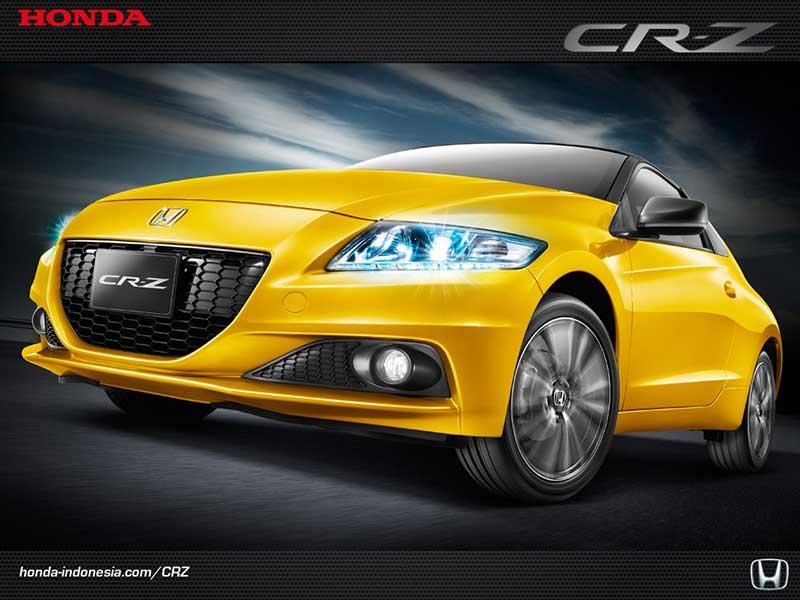Mobil Honda CRZ Bandung