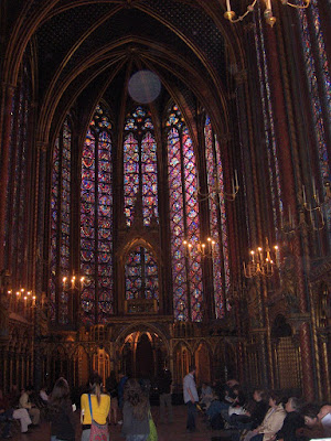 Sainte-Chapell - París
