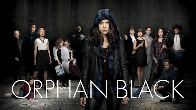 Orphan Black poster