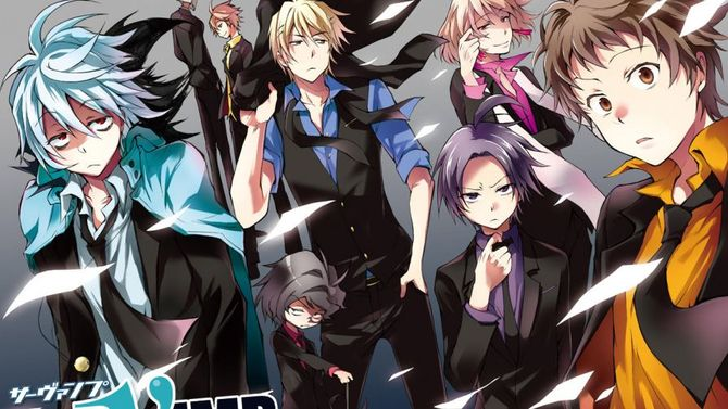 Servamp Subtitle Indonesia