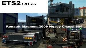 Heavy Tuning Renault Magnum 2009 [1.31]
