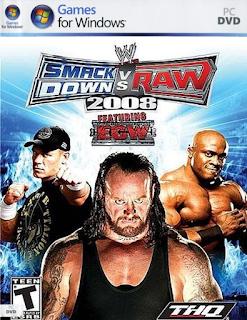 WWE RAW 2008