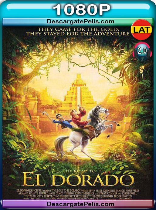 El camino hacia El Dorado (2000) 1080P BRrip Latino – Ingles