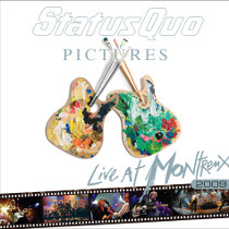 Status Quo – Live At Montreux – CD 2011