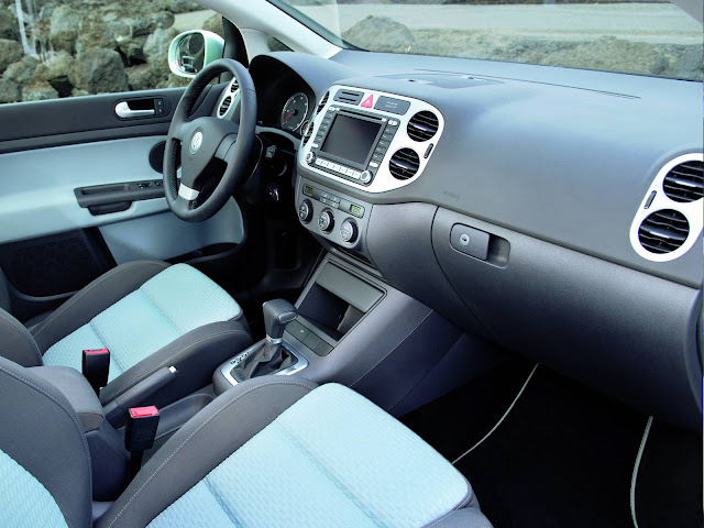 VW Crossgolf 2006-2010 - interior