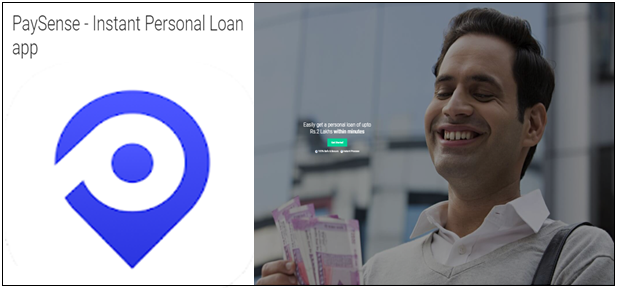 PaySense app (Instant Personal Loan)