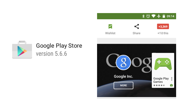 Google Play Store APK 5.6.6