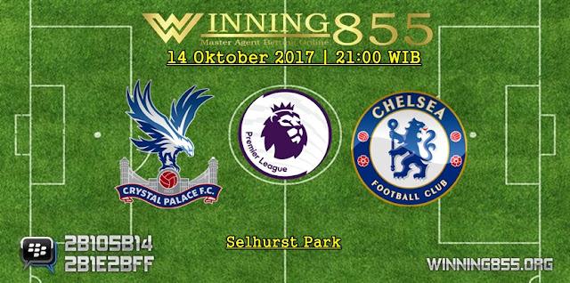 Prediksi Skor Crystal Palace vs Chelsea 14 Oktober 2017
