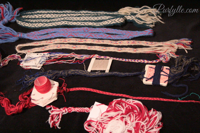tablet weaving projects