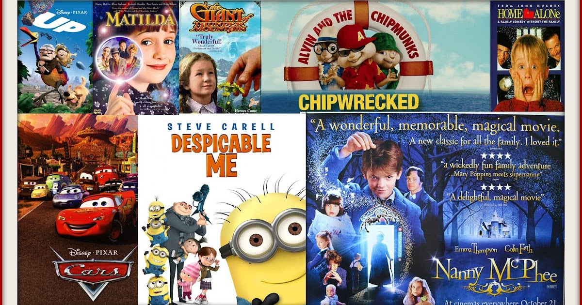 snymed: Top 150 List of Best Family Movies to Watch With ...