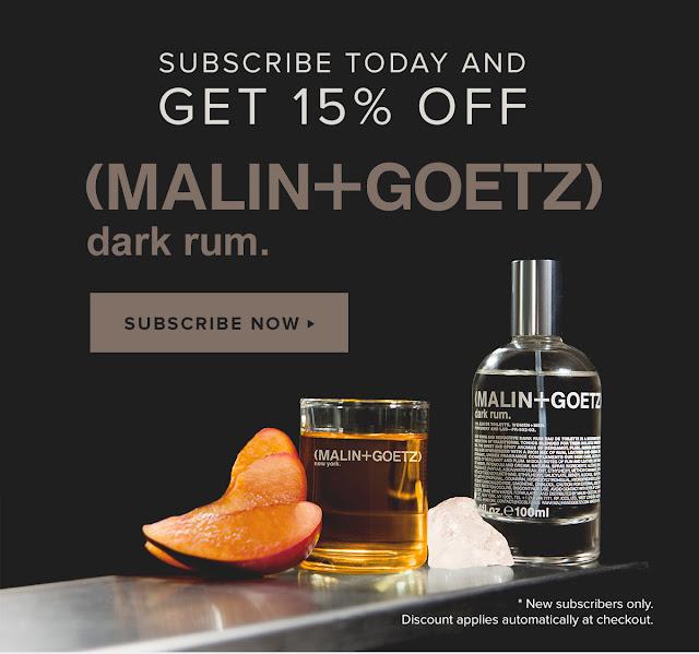 15% OFF Malin + Goetz with Scentbird