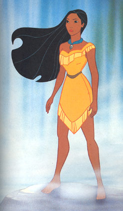 Gonna Need More Glue Pocahontas Costume