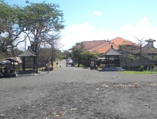 This beach has a beautiful coastal panorama BeachesinBali: Biaung Beach Bali in Kesiman - East Denpasar