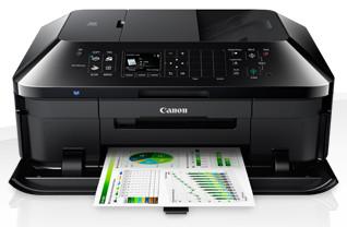 Canon PIXMA MX725 - Support Driver Download