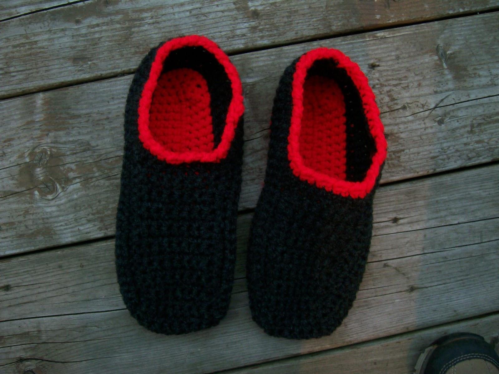 Vivre Au Crochet Chaussons Au Crochet Par Lucie Easy