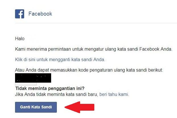 3 Cara Ampuh Mengatasi Lupa Kata Sandi Akun Facebook