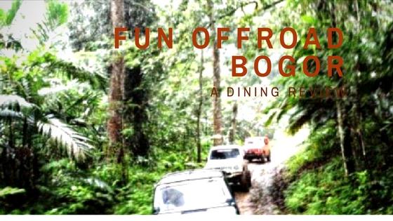 Fun Offroad di Bogor Puncak