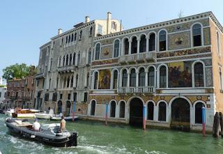 Gran Canal de Venecia.