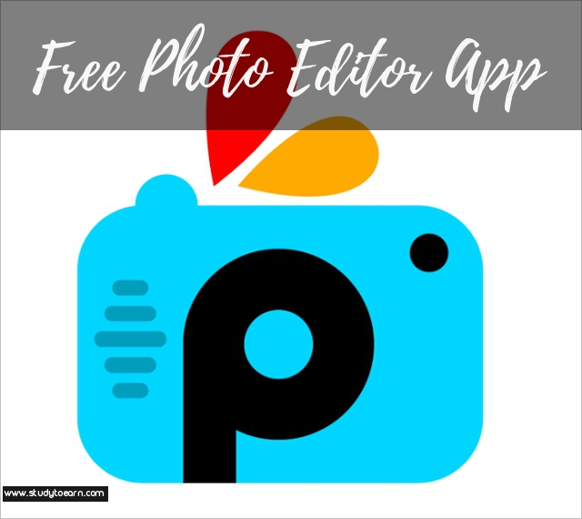 Free Photo Editor App in Smartphone
