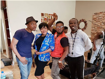 Behind The Scene From THE FESTIVAL Featuring IJEBU, BRODA SHAGGI, FRANK DONGA, and others