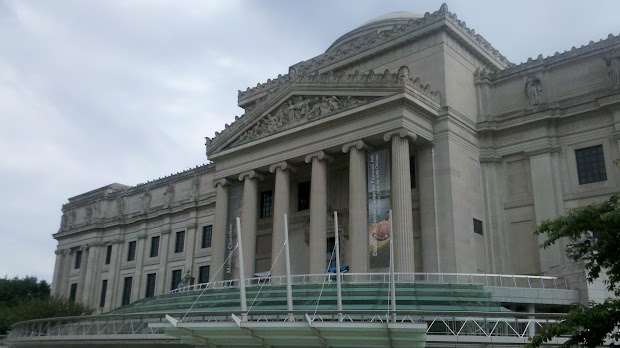 Unique Nyc Brooklyn Museum Of Art Eastern Parkway
