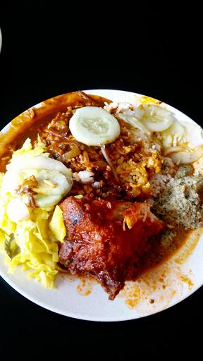 Line Clear Nasi Kandar Restoran Kampung Baru, KL