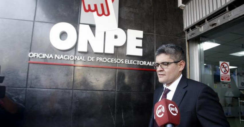 Fiscalía incauta en ONPE documentos sobre campaña Fujimorista en 2011
