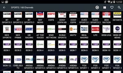 تطبيق FreeFlix TV لمشاهدة أفضل القنوات العالمية وباقة Bein sports بالمجان للأندرويد