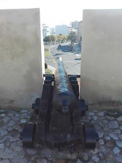 Los cañones de Cádiz