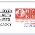 NYKS Recruitment - 2019 | Total 225 Vacancy