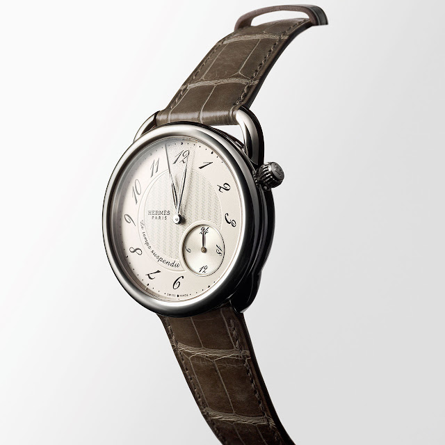Hermes Arceau Le temps suspendu Watch