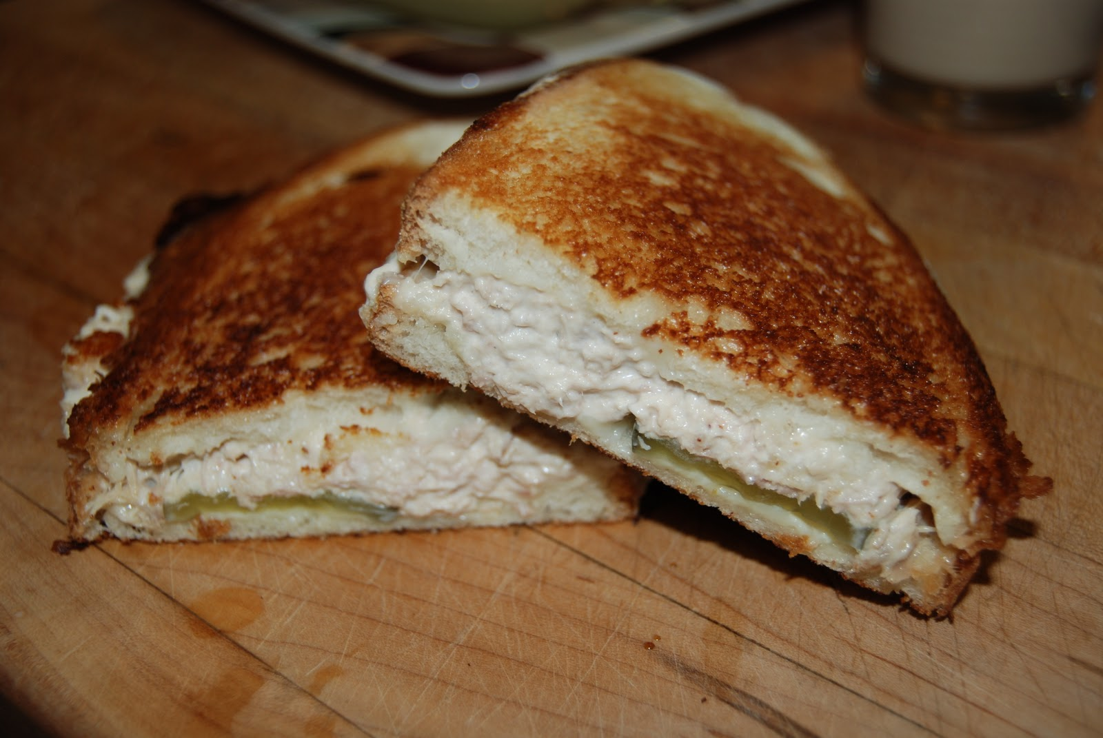 Eat My Asparagus The Toasted Cheese Sandwich Gourmet Or Not You