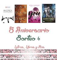 5º Aniversario - Sorteo 4