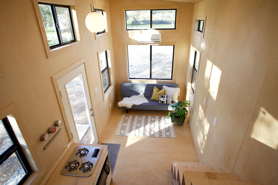 Nomad Homes nomad tiny homes Image Of The Black Pearl The Birth Of Nomad Tiny Homes
