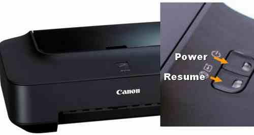 Bagaimana Reset Canon IP2770 dengan Aplikasi di Laptop ?