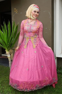 Gaun Pengantin Muslim 2016 Orang Gemuk