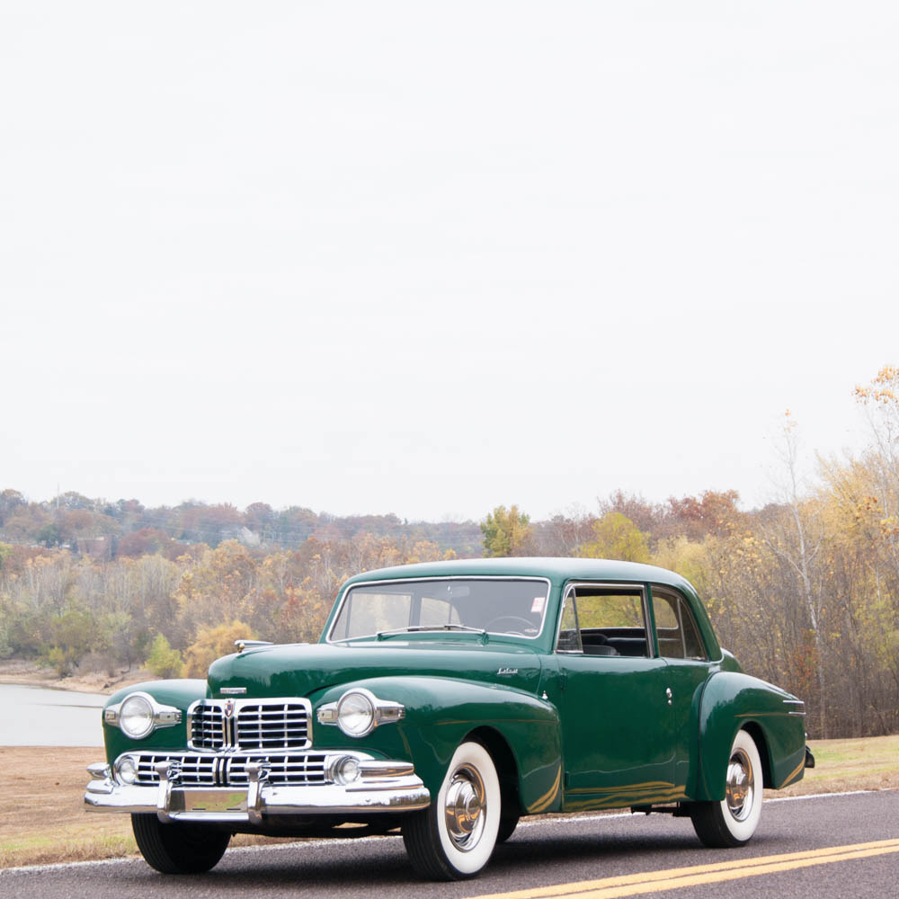 2016 Lincoln Cars: All American Classic Cars: 1948 Lincoln Continental 2-Door