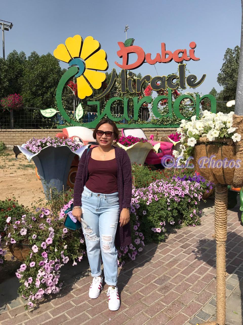 Larla S Haven Dubai Miracle Garden