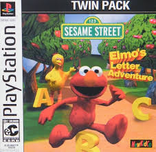 Elmos Letter Adventure - PS1 - ISOs Download