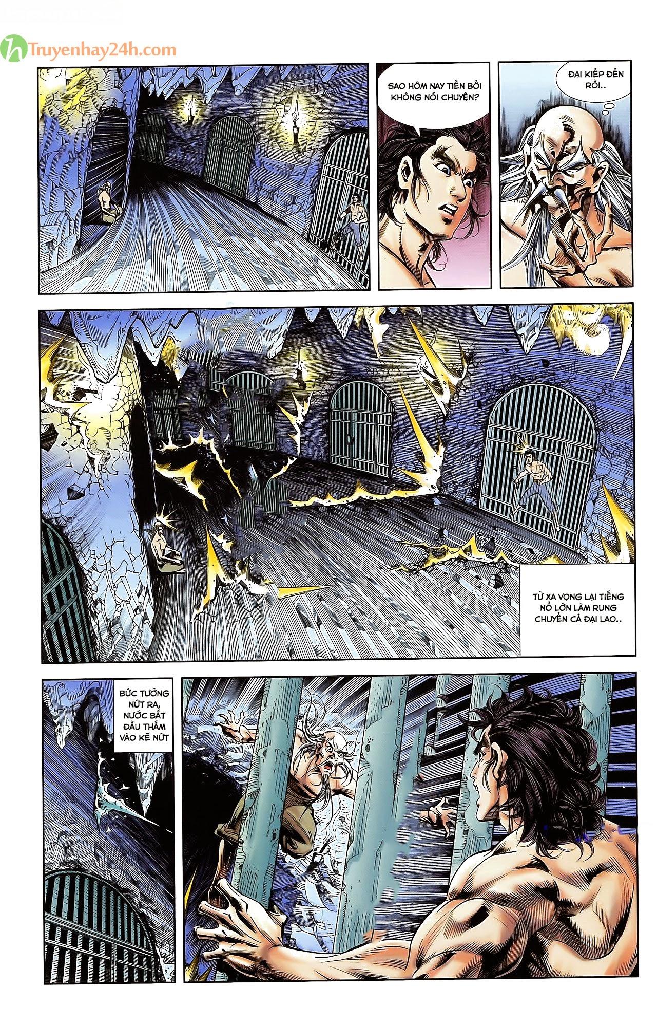 Tần Vương Doanh Chính chapter 31 trang 26