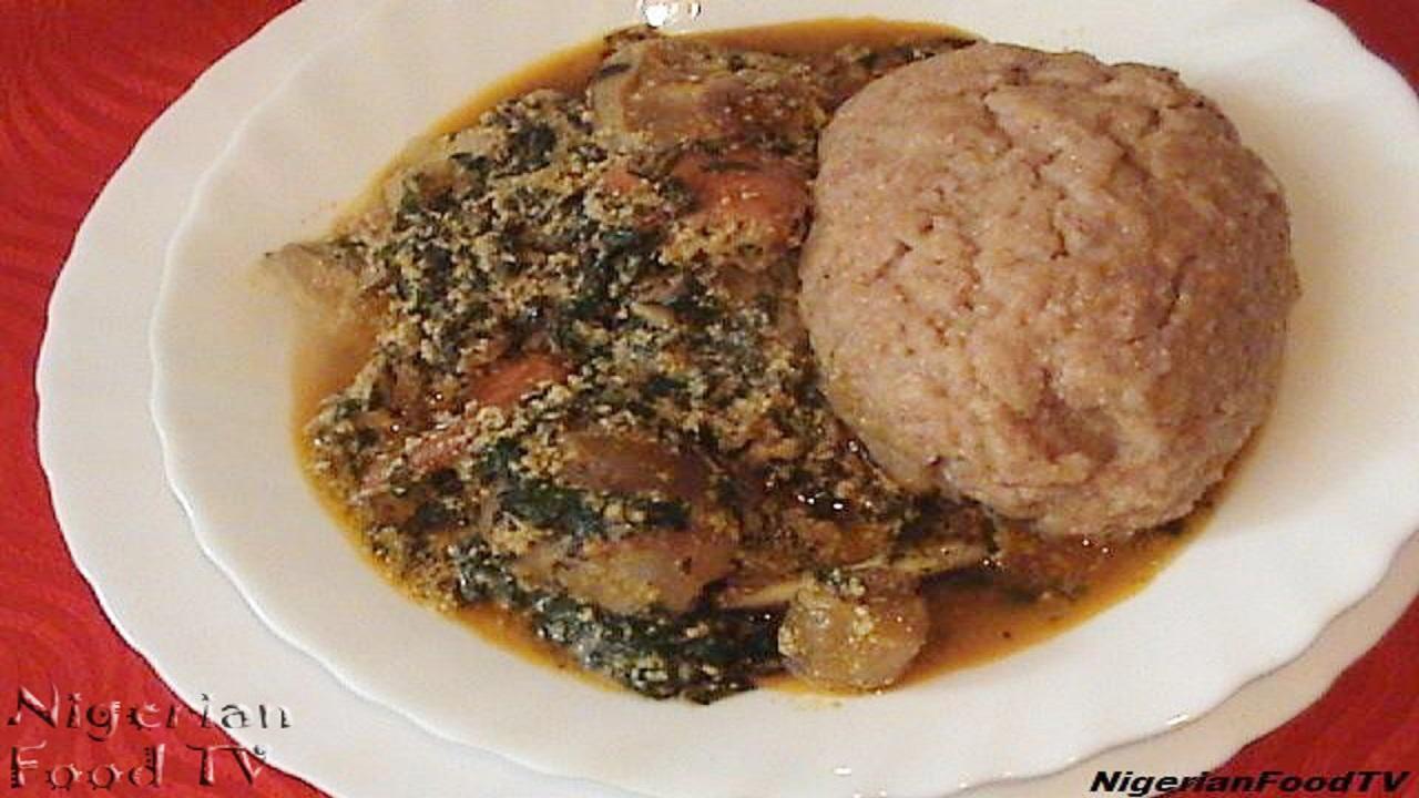 nigerian soup recipes, obe efo elegusi ofe egusi egusi soup nigerian melon soup