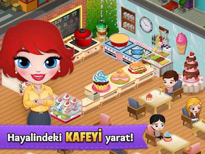 Cafeland World Kitchend Mod Apk